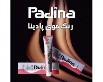 رنگ مو پادینا