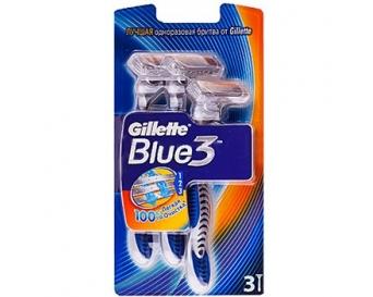 خود تراش 3 عددی ژیلت بلو تری-Gillette blue3