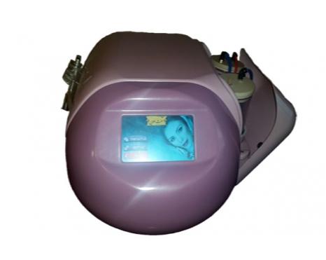 دستگاه پاکسازی پوست با آب آکوادرم مثلث طلایی