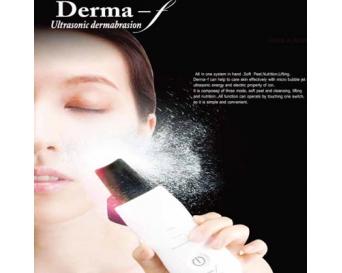 دستگاه پاکسازی پوست درم ابریژن فراصوتی-درما اف