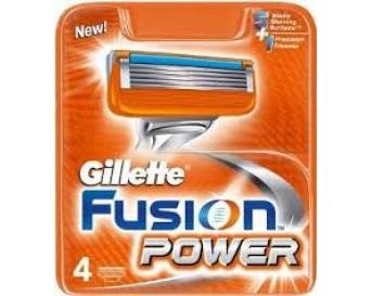 تیغ یدک ژیلت فیوژن پاور-Gillette Fusion Power