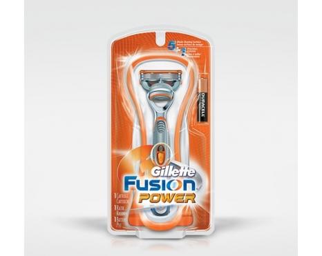 دستگاه برقی ژیلت -Gillette Fusion POWER