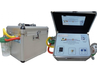 دستگاه پاکسازی پوست میکرودرم ابریژن سالنی x24